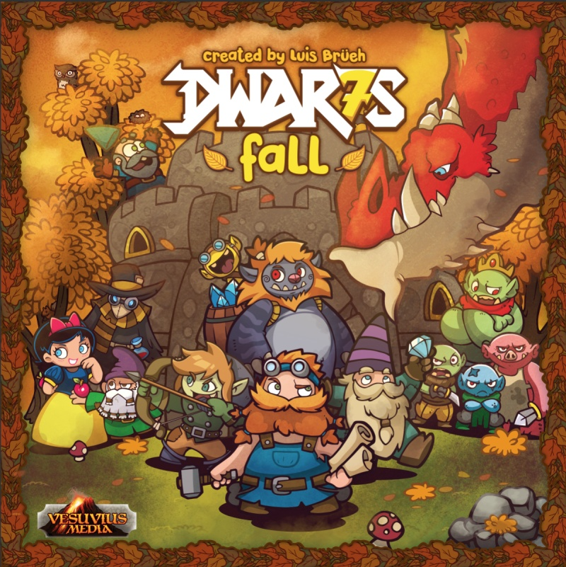Dwar7s Fall Collector Edition